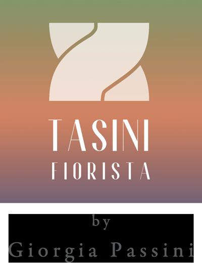 Tasini Fiorista by Giorgia Passini Logo